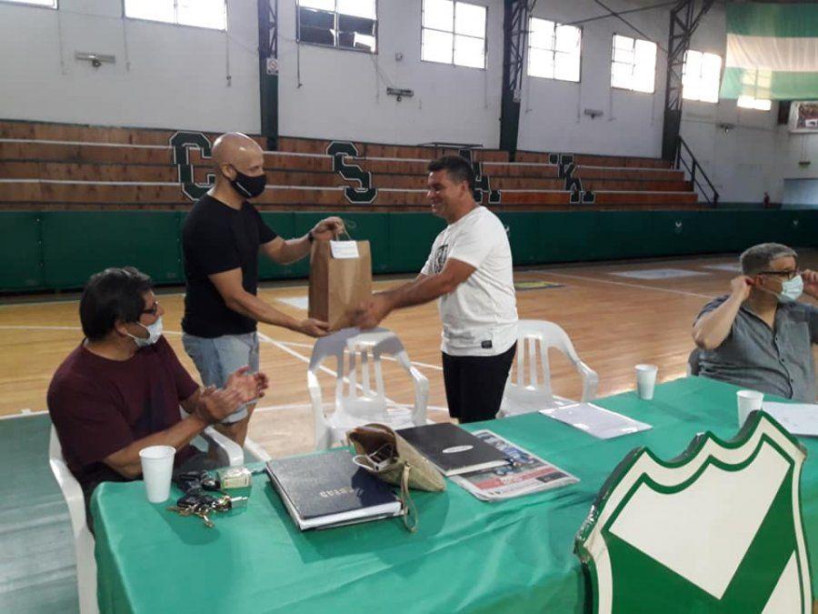 El Club Social de Alejandro Korn tiene nuevo presidente: renovación de autoridades