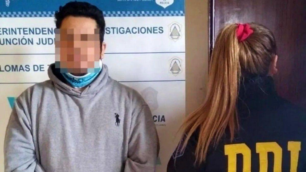 Detuvieron a un pedófilo de Monte Grande que estaba prófugo