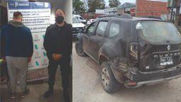 alejandro korn: violento robo dejo un comerciante herido y hay un detenido