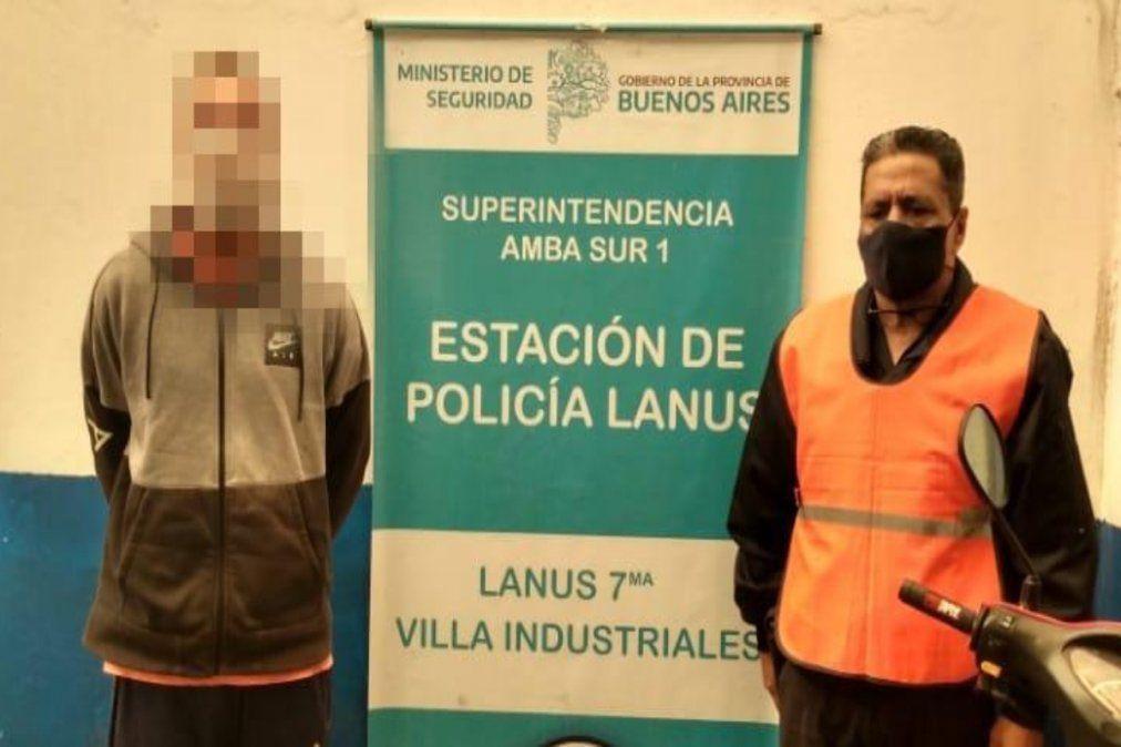 Lanús: Allanamiento y detención por abuso sexual