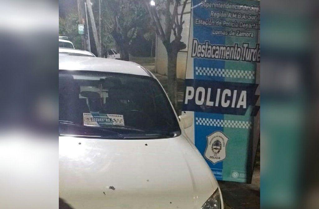 Turdera: cayó un chofer de Uber que asaltaba a pasajeros junto a un cómplice