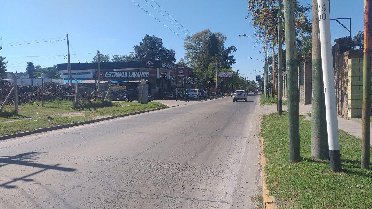 Obras de bacheo en Canning: qué calles se verán afectadas