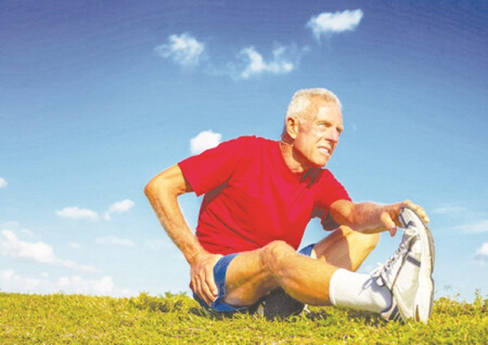 Canning: los senior fitness son cada vez más y ganan en calidad de vida