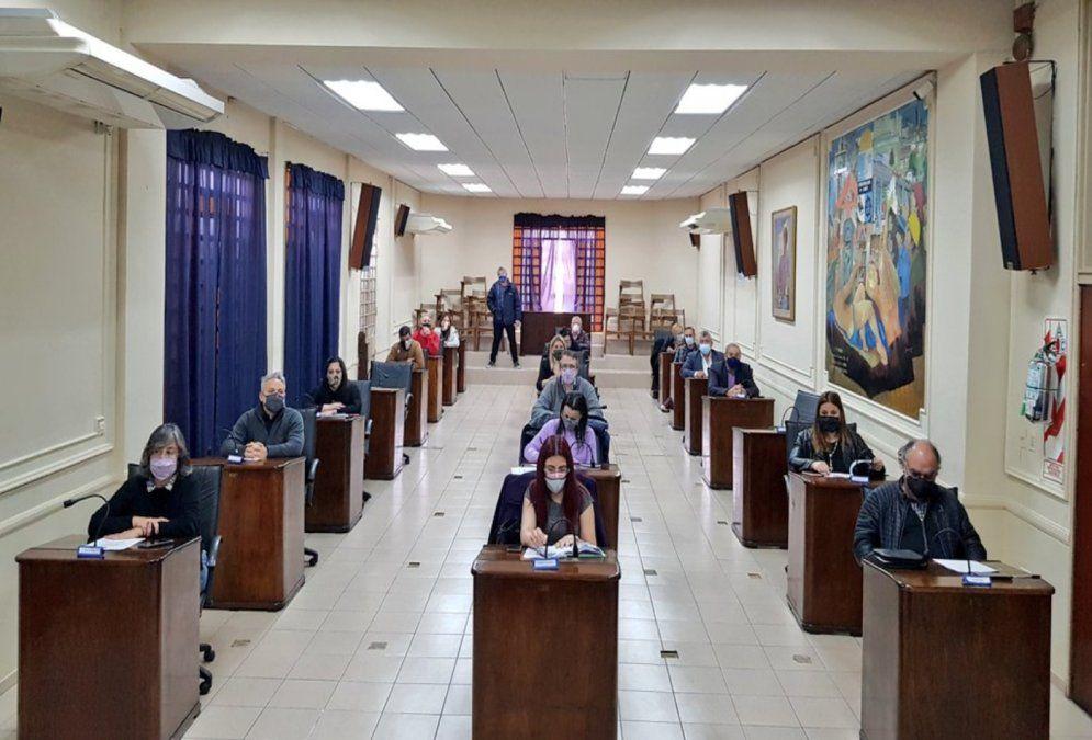 12 son las bancas que se renuevan en el Concejo Deliberante de Lanús.