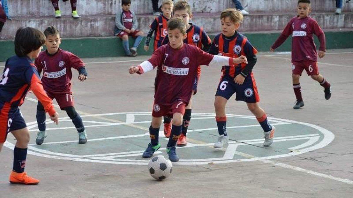 ADIAB puso fecha para el regreso de sus torneos de fútbol infantil
