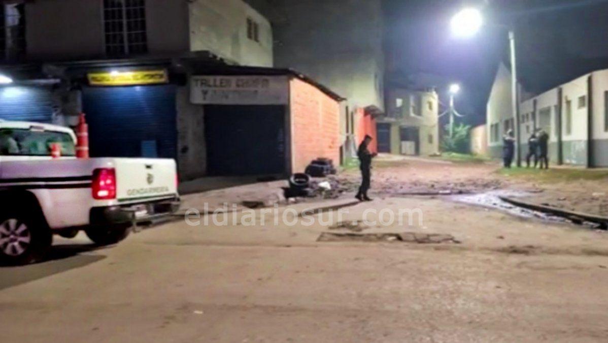 Tiroteo entre policías en 9 de Abril: un oficial herido
