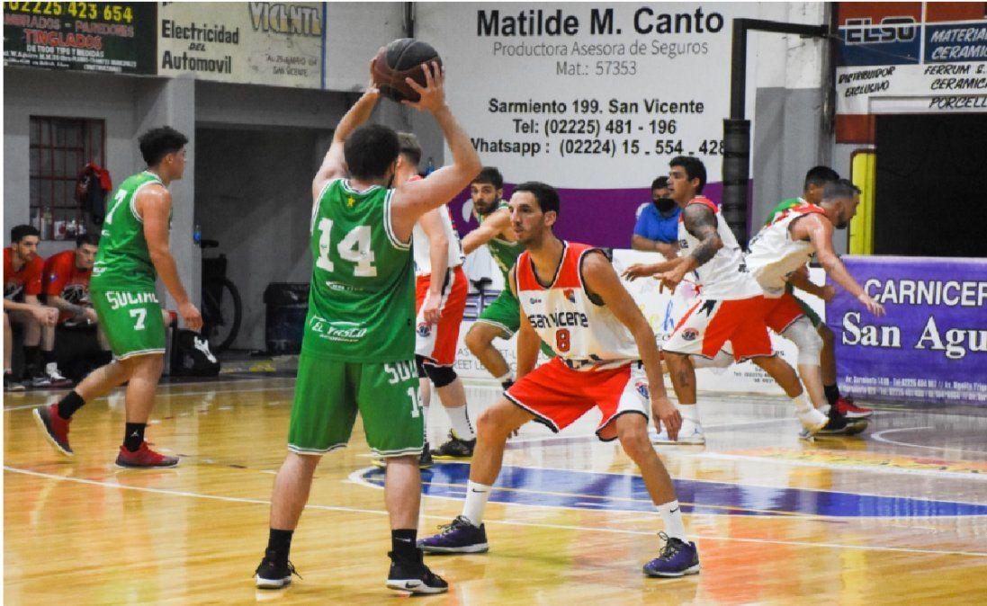 Emoción en San Vicente: el Deportivo y el Social volvieron a enfrentarse y ganó el Verdiblanco