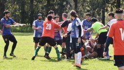 adcc: polemica victoria del club portugues ante los talas
