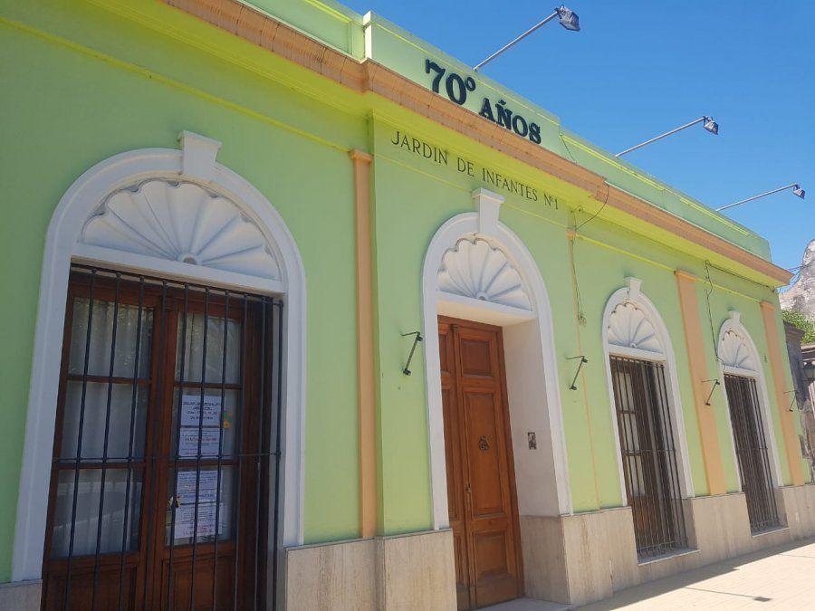 San Vicente: extendieron el plazo de inscripciones a jardines de infantes