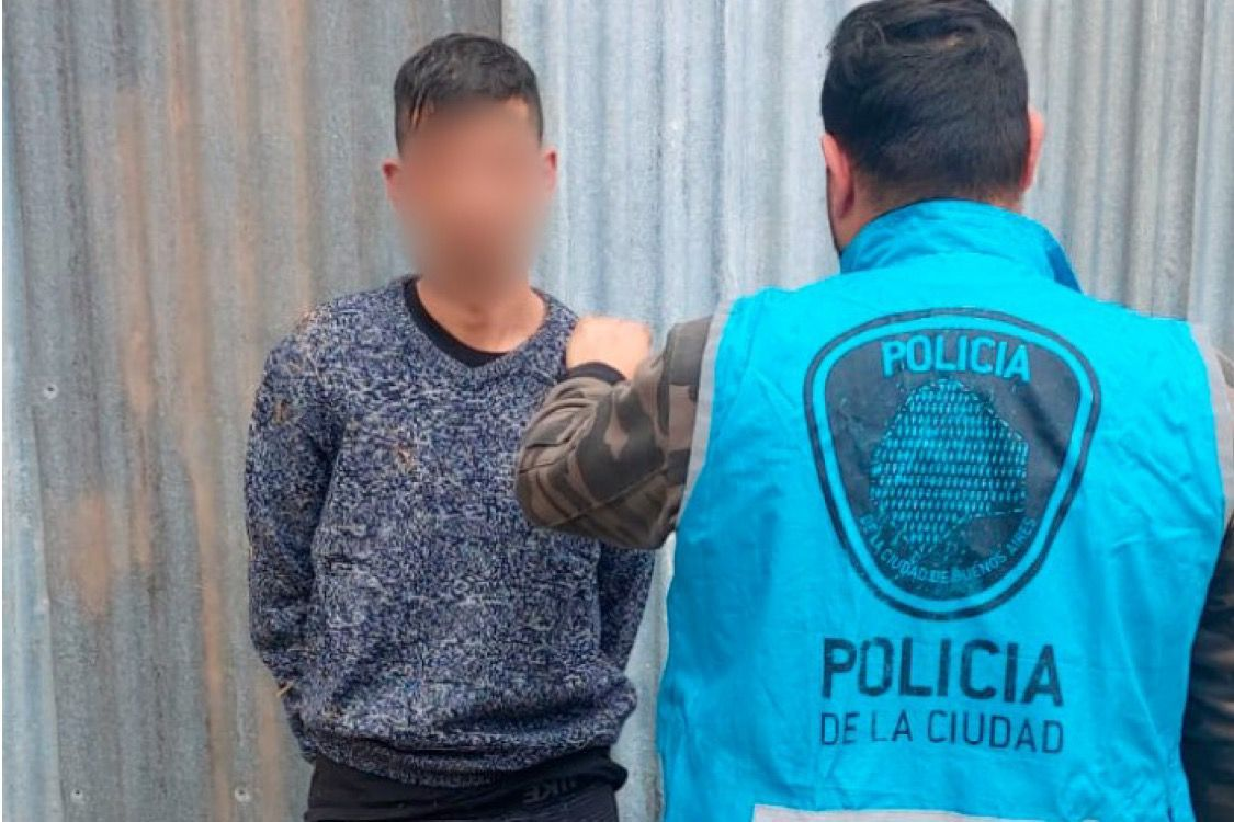 rafael calzada: estaba profugo y quedo detenido por abuso sexual