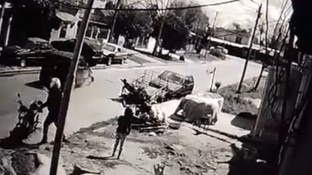 Lomas de Zamora: atropellaron y mataron a una adolescente con una beba en brazos