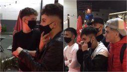 la historia detras del video viral en el mc donalds de lomas: fue algo inesperado