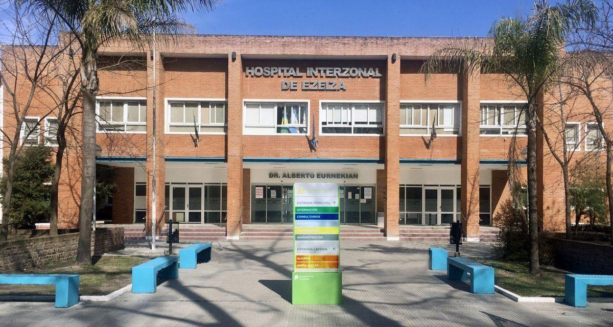 Hospital de Ezeiza Alberto Eurnekian