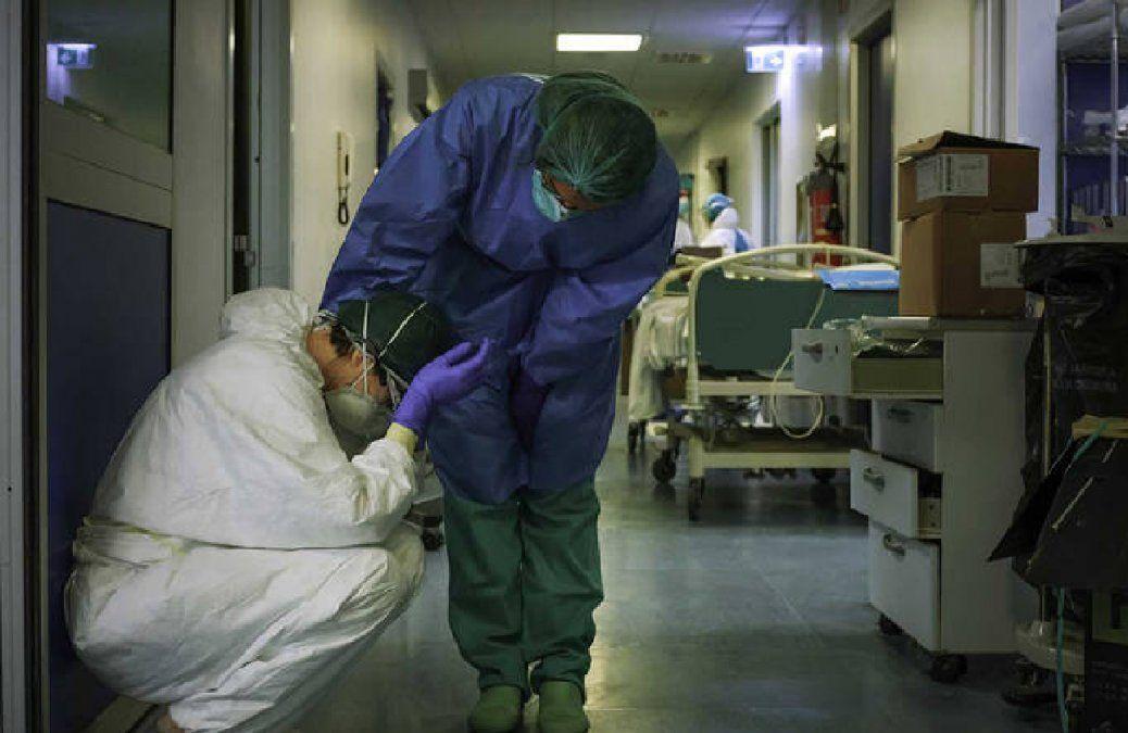 Reporte de coronavirus en Argentina