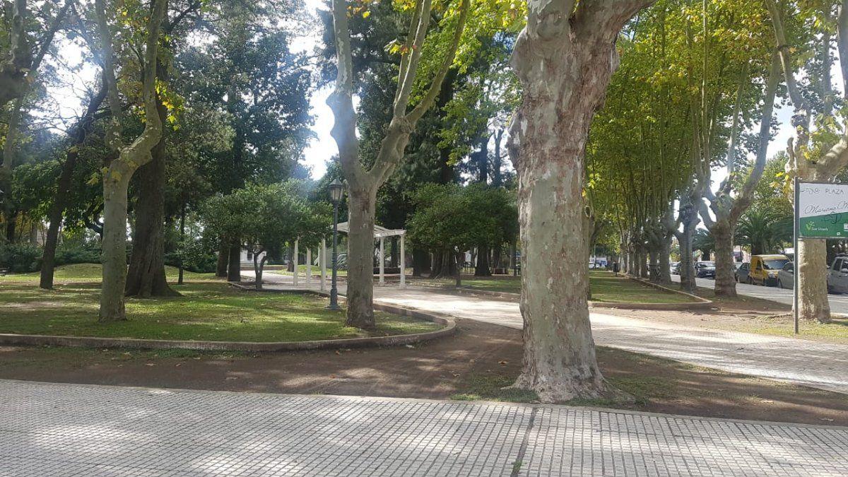 Piden que haya Wifi libre en plazas de San Vicente y Alejandro Korn