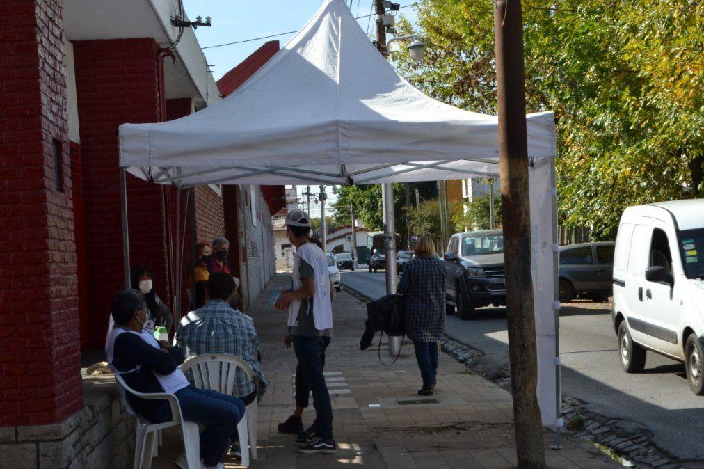 Coronavirus en Lanús: más de 800 contagios en esta semana
