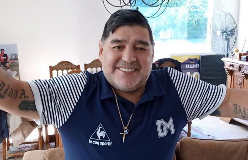 La iniciativa de Diego Maradona para ayudar a Villa Fiorito