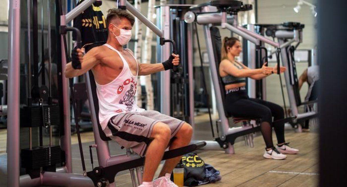 Confirman que los gimnasios deben permanecer cerrados