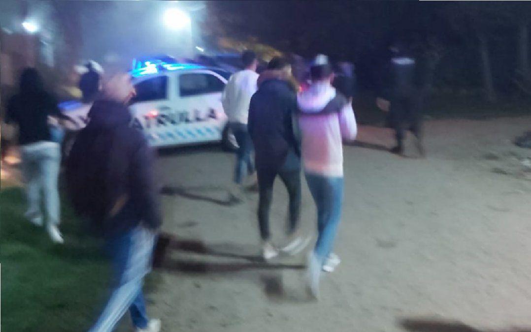 San Vicente: desarticularon fiestas clandestinas y advirtieron a comercios