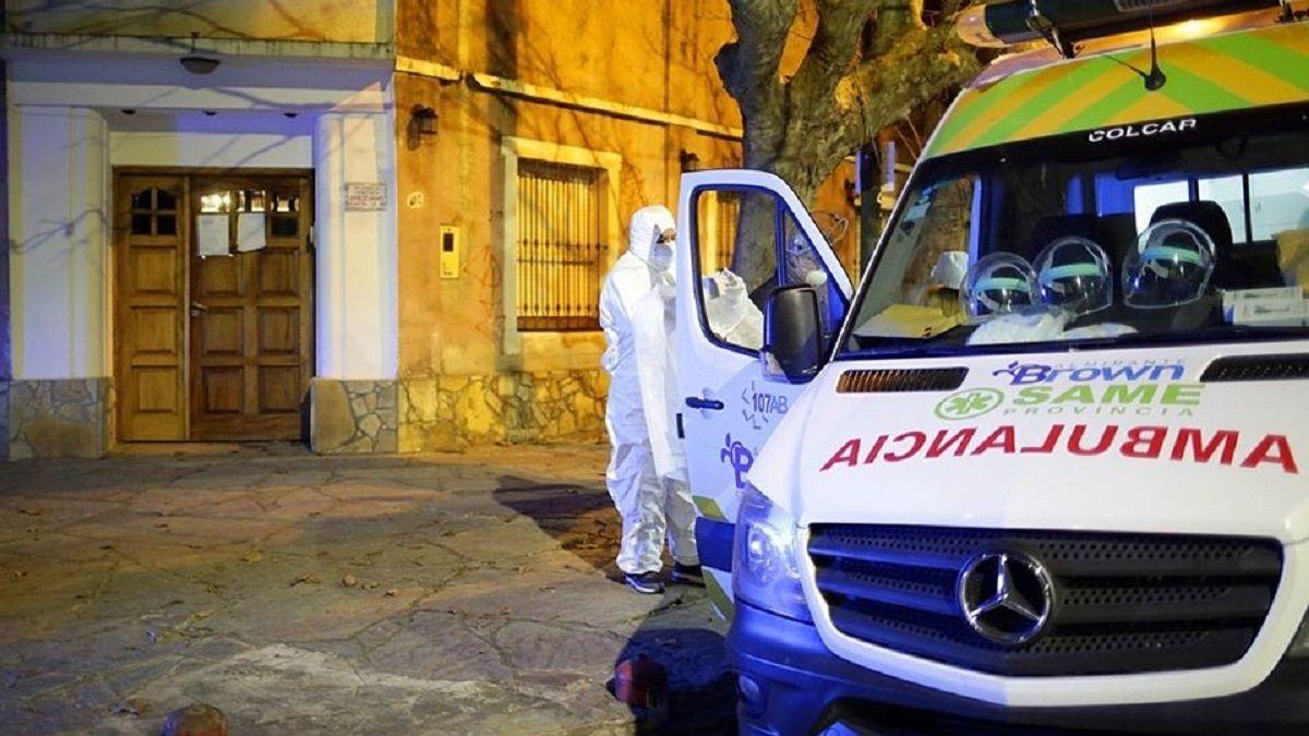 Segunda ola: Almirante Brown sigue con números altos de muertos por coronavirus