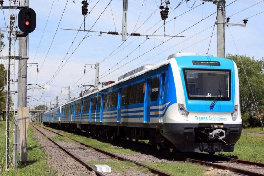 Una pelea a bordo del Tren Roca terminó con un hombre herido: lo atacaron con un vidrio
