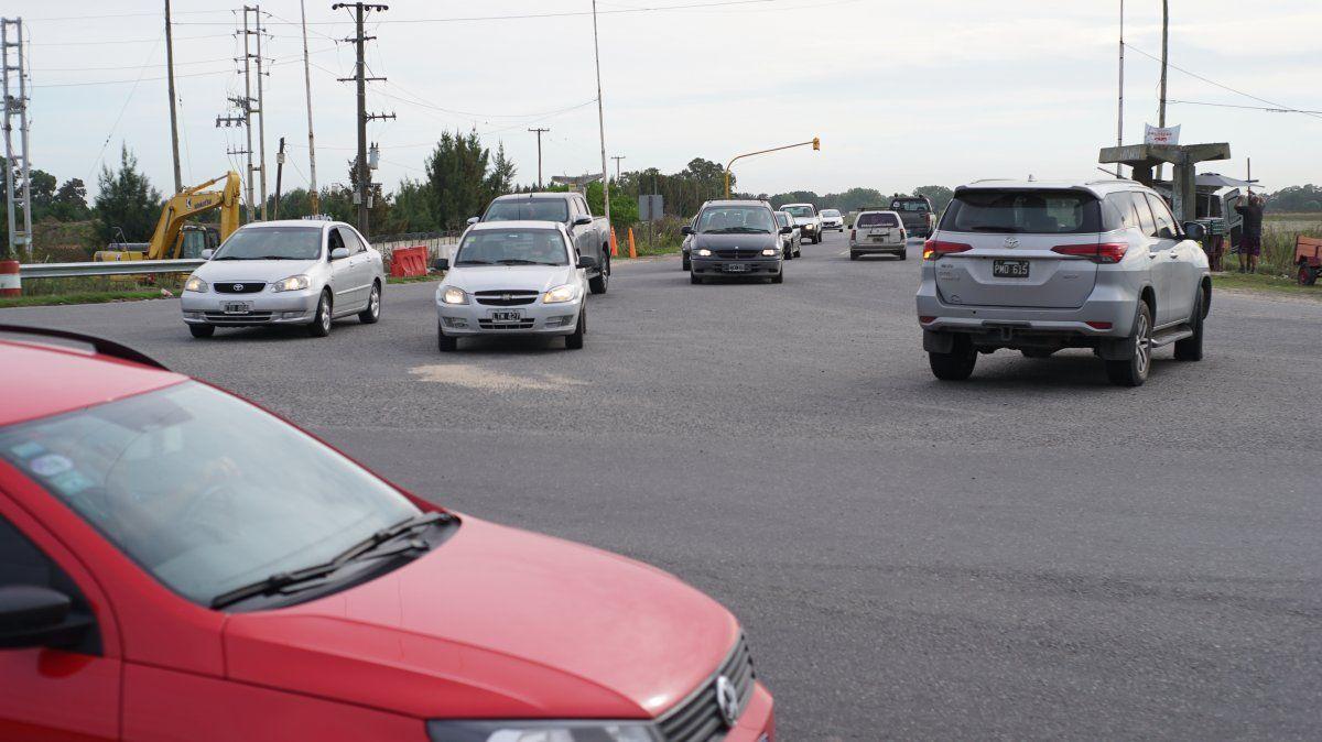 Preocupación por el cruce de la Ruta 58 y el Camino de Las Latas