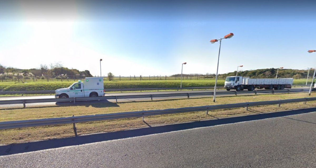 Autopista Ezeiza-Cañuelas