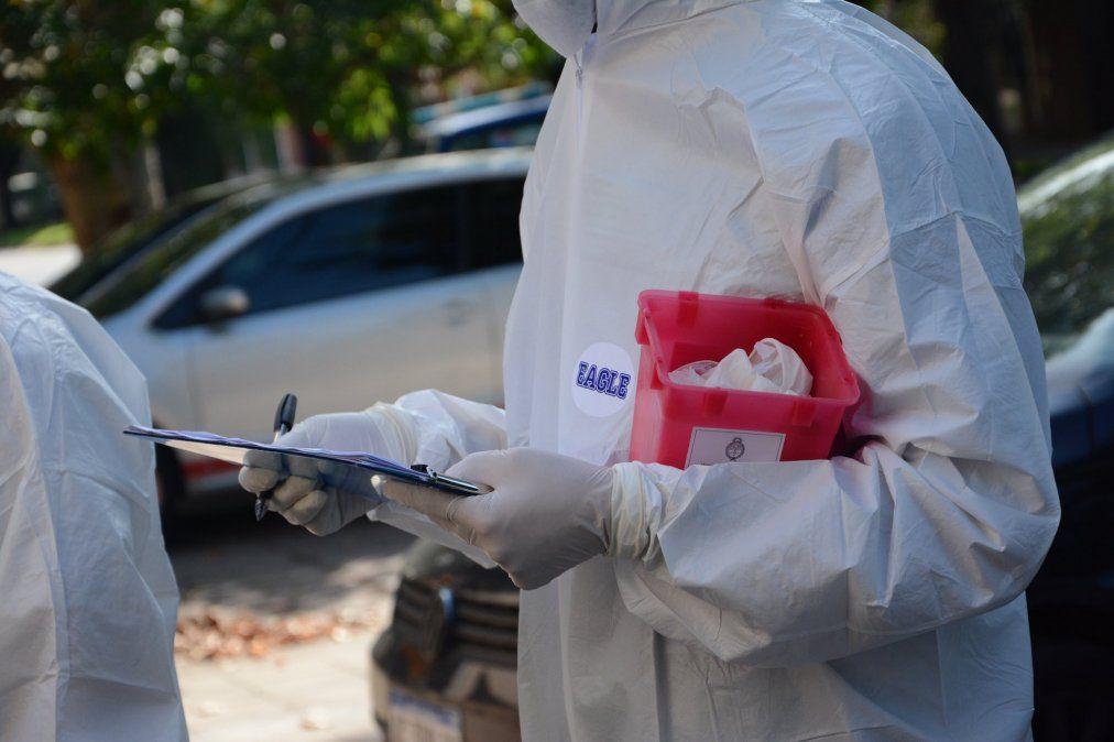 Coronavirus: Lomas de Zamora superó los 3000 casos positivos