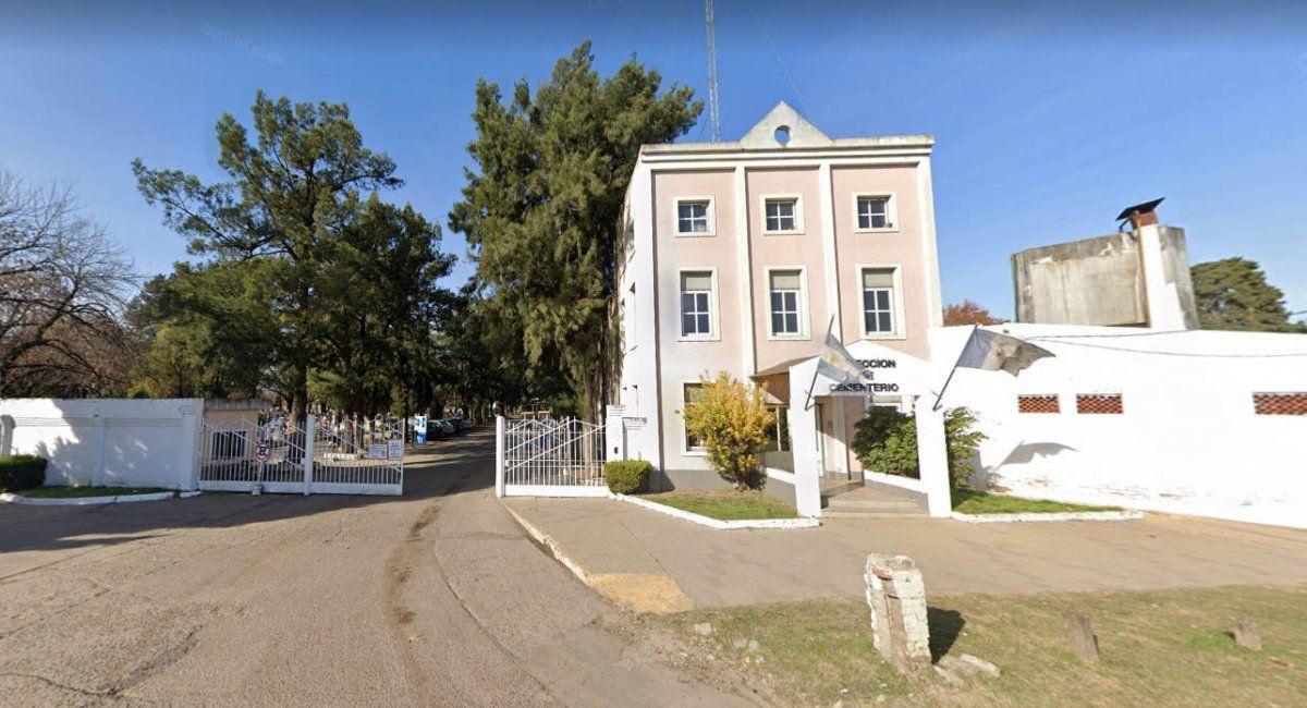 Vuelve a abrir el cementerio municipal de Almirante Brown