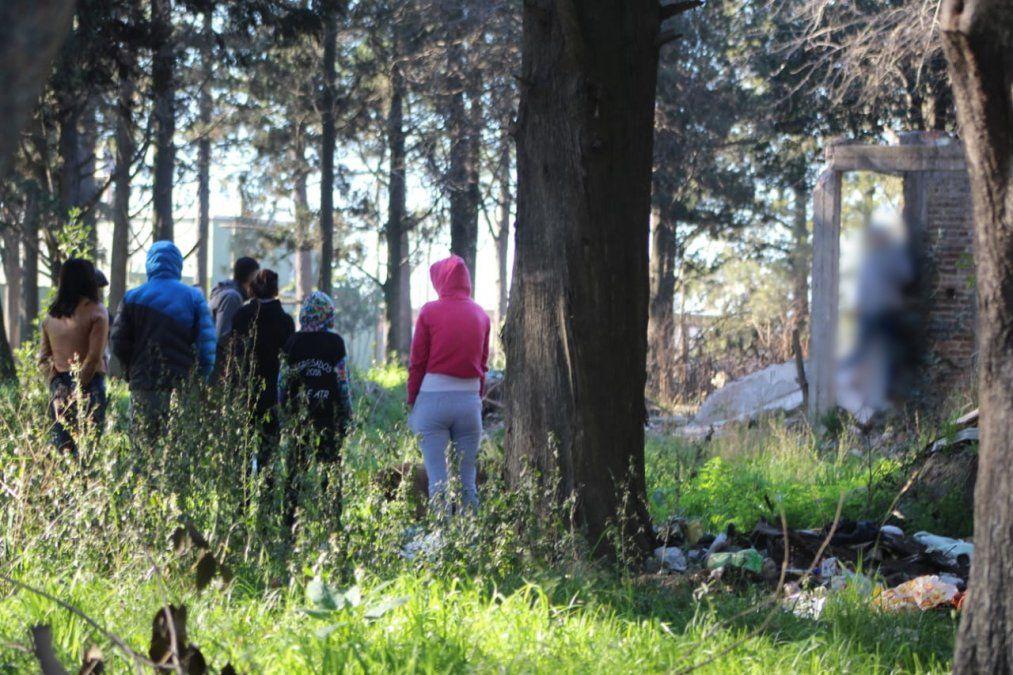 El Jagüel: Confirman que el hombre ahorcado se quitó la vida