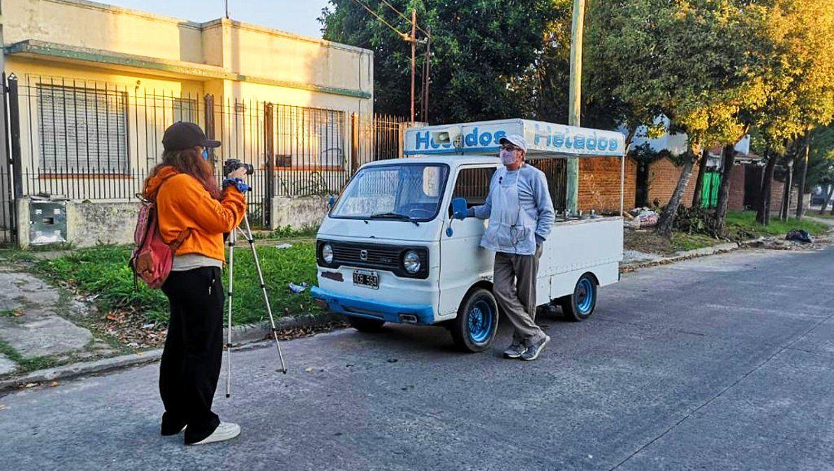 Un documental que emociona: Oscar, heladero de Monte Grande