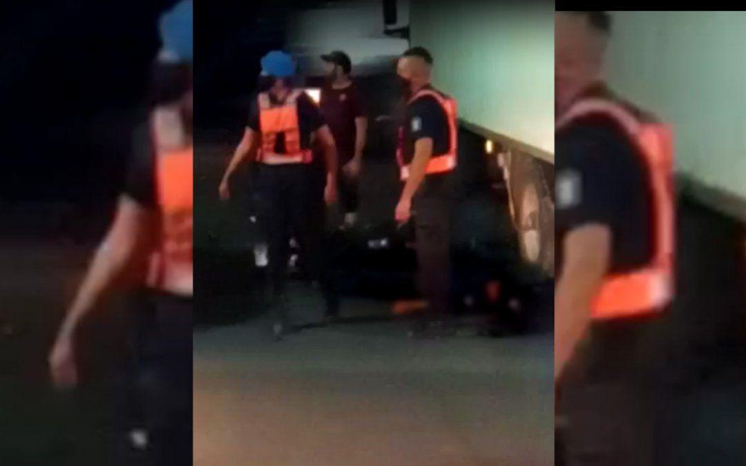Murió un policía tras un siniestro vial en Camino de Cintura