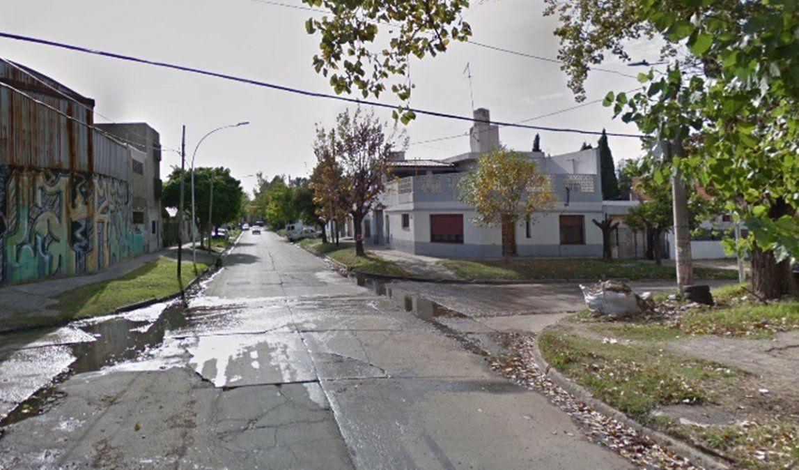 Lanús: lo asesinaron tras intentar recuperar una moto robada