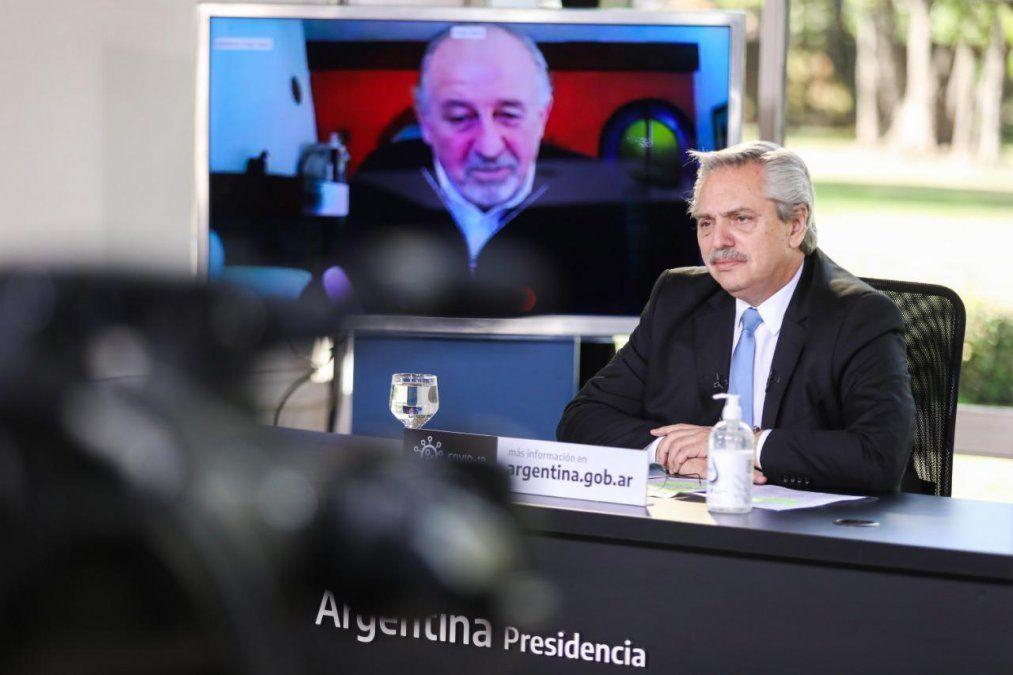 El presidente anunció la nueva etapa del ATP y nuevos planes