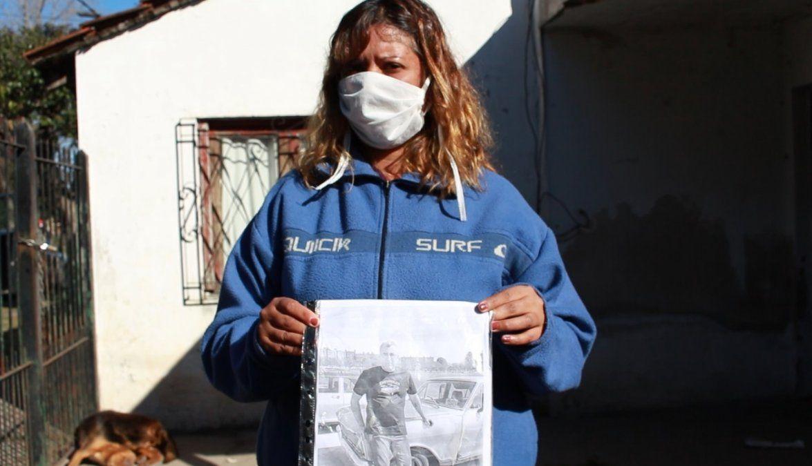 Sigue la búsqueda de vecino de Adrogué desaparecido en Lanús