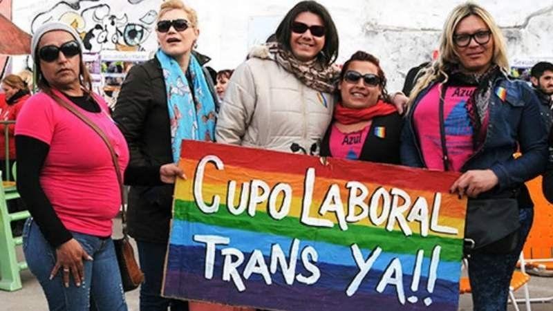 Vidal reglamentó la Ley de Cupo Trans para la administración pública