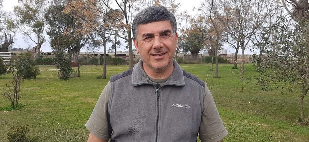 Marcelo Raimondo, rival en la interna de Juntos con Leandro Ameri en estas elecciones.