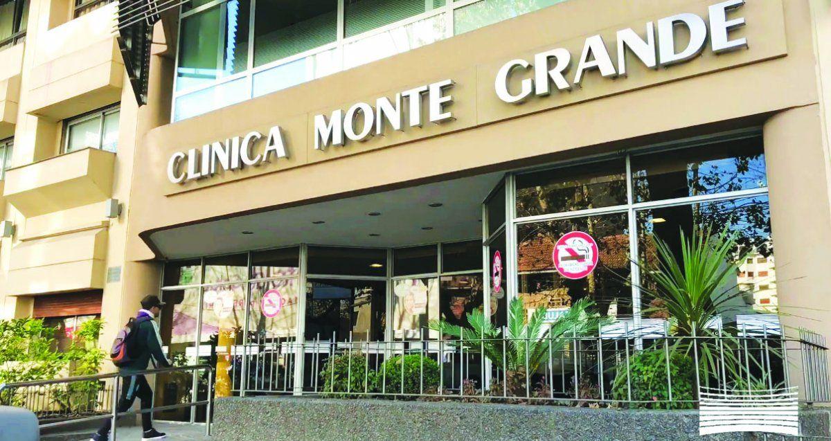 Clínica Monte Grande desmintió una noticia falsa sobre un colapso por Covid-19
