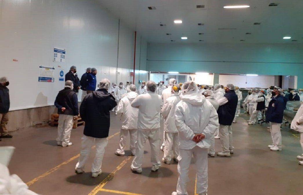 Una empresa de Burzaco cerró por casos de coronavirus