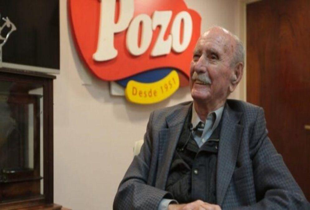 Falleció el fundador de Pozo: de una panadería en Lanús a un imperio de vainillas y magdalenas