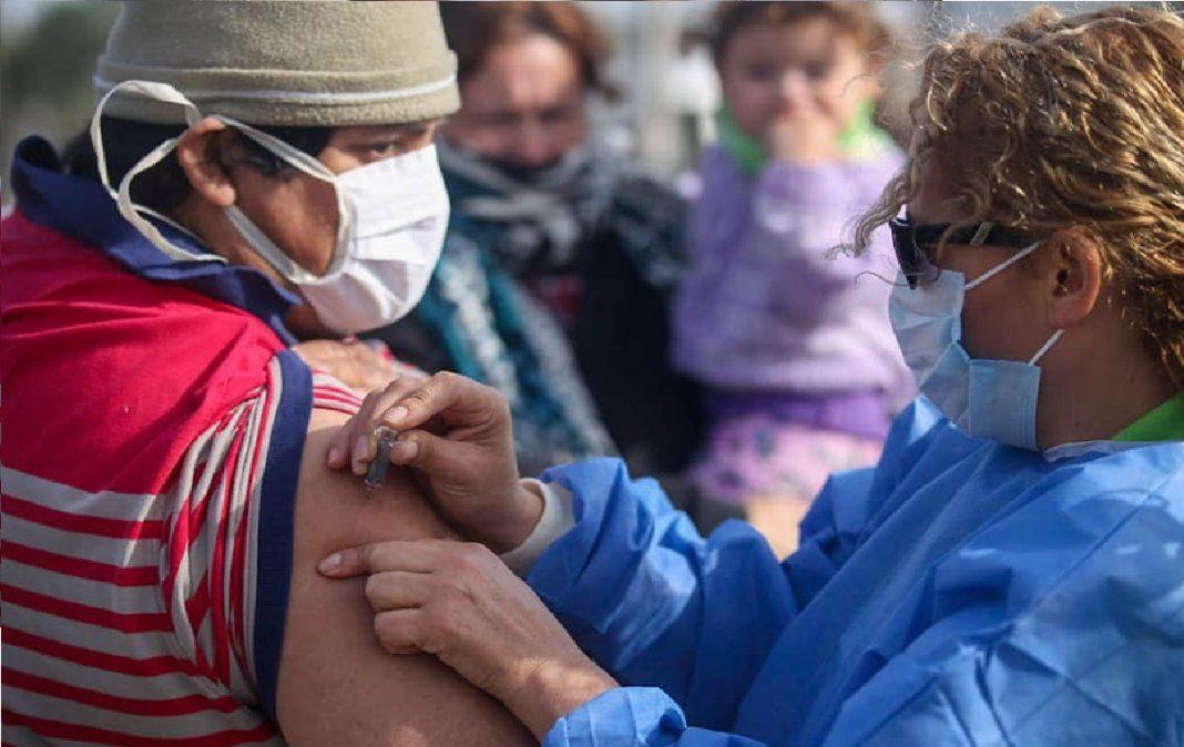 San Vicente sumó otra muerte por coronavirus y ya son 35 víctimas