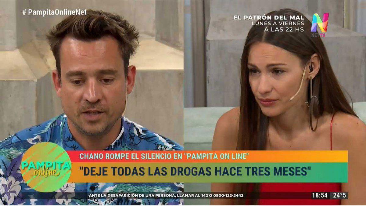 Los problemas con las drogas, una de las grandes espinas de Chano Charpentier