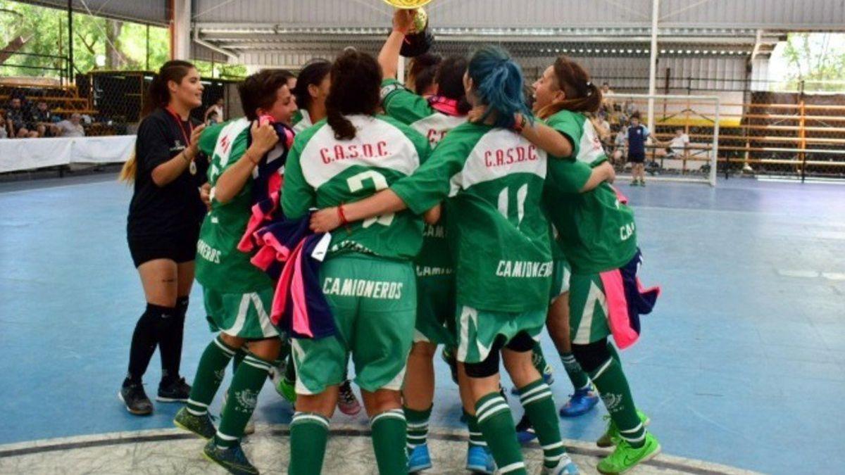 el futsal, una disciplina que gana importancia en los clubes de la region