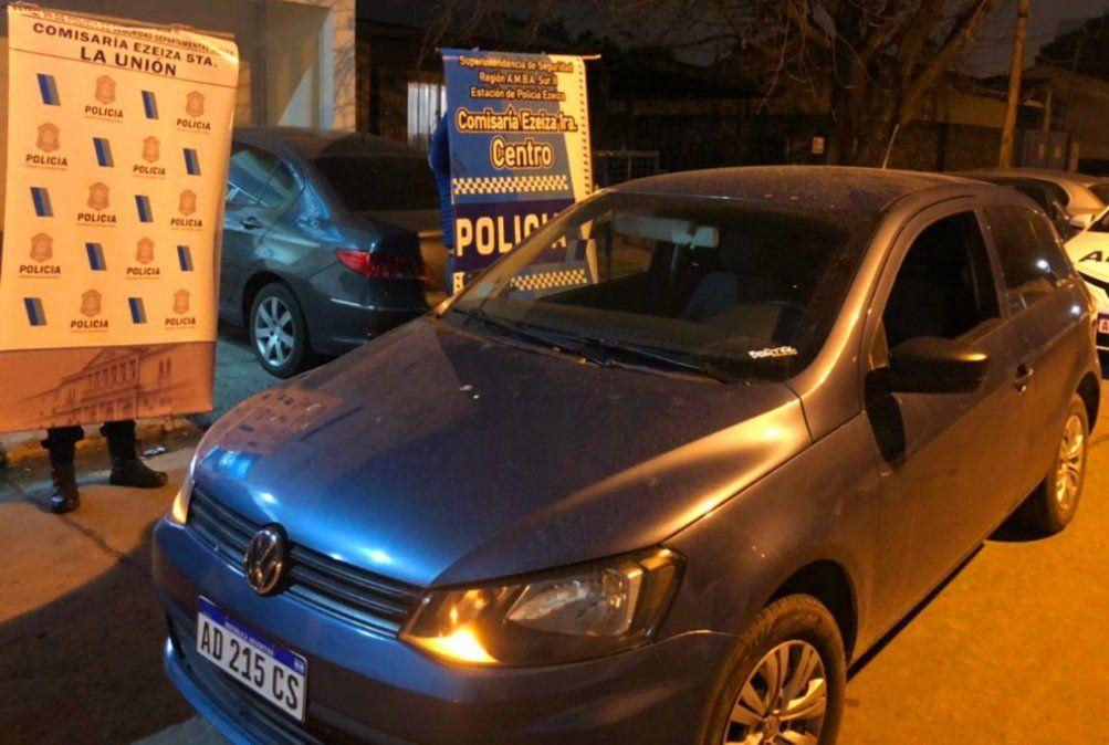 Desbaratan banda narco en Ezeiza: hubo cuatro allanamientos y cuatro detenidos