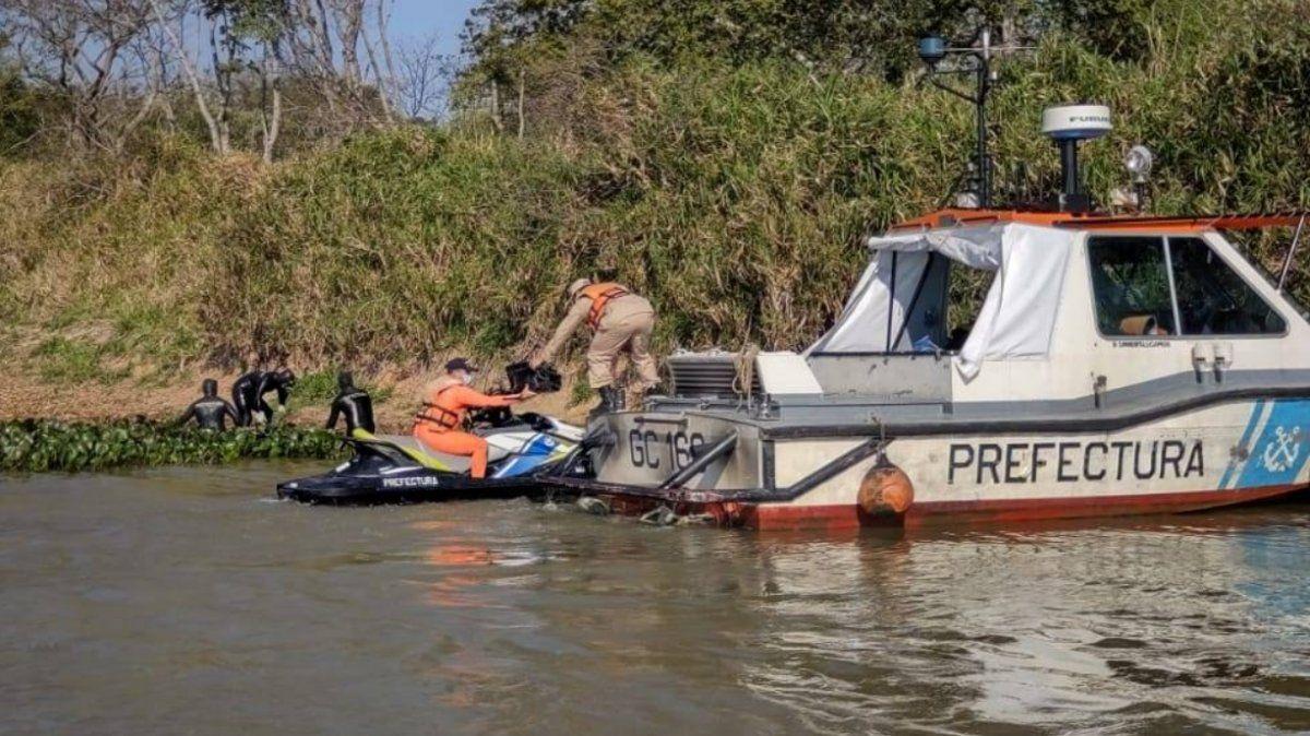 Encontraron muerto al vecino de Lomas de Zamora que era buscado en el Río Paraná
