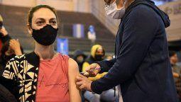 provincia anuncio vacunacion libre de segunda dosis para mayores de 30