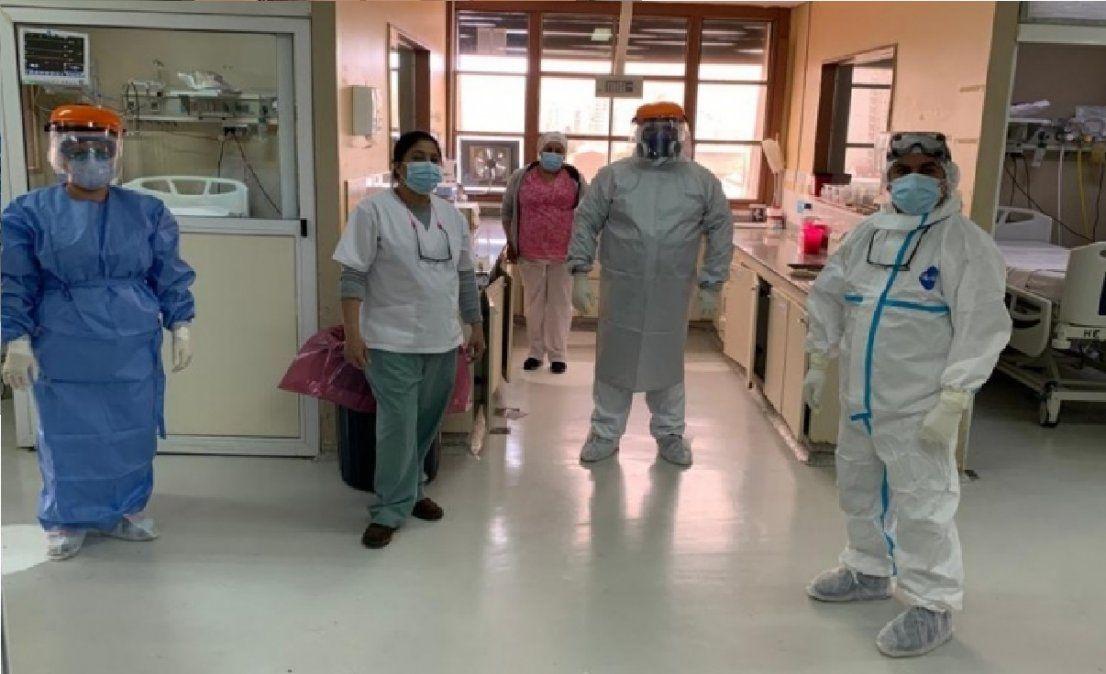 Drama en el Hospital Evita de Lanús: 90% de ocupación en la terapia y personal agotado