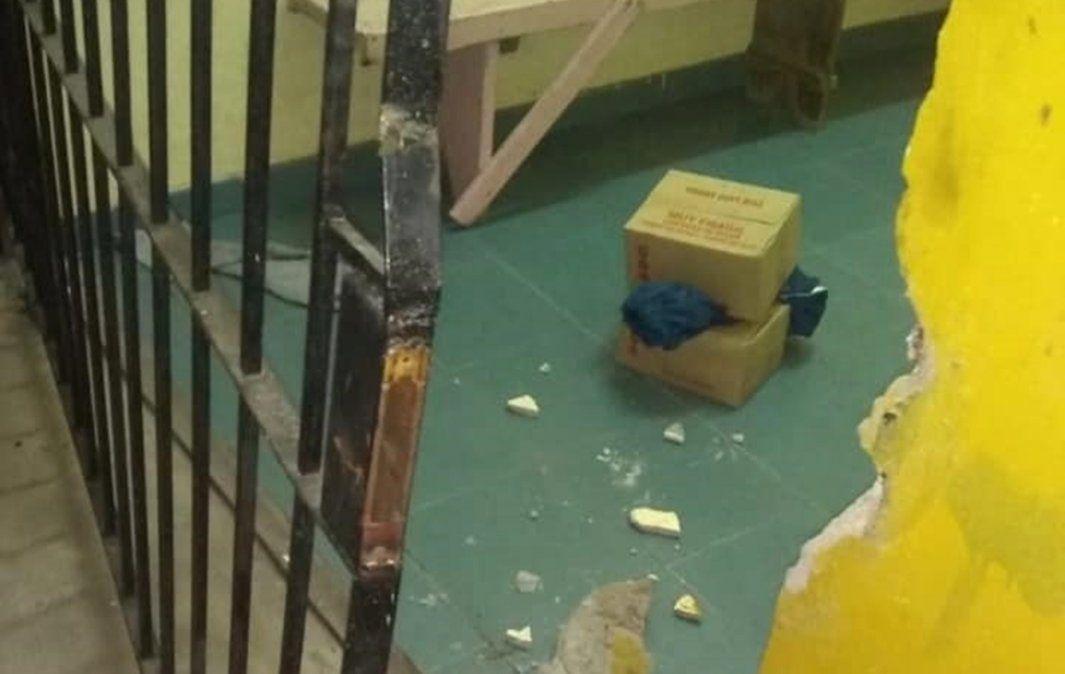 Vandalismo en otro templo religioso de Lomas de Zamora