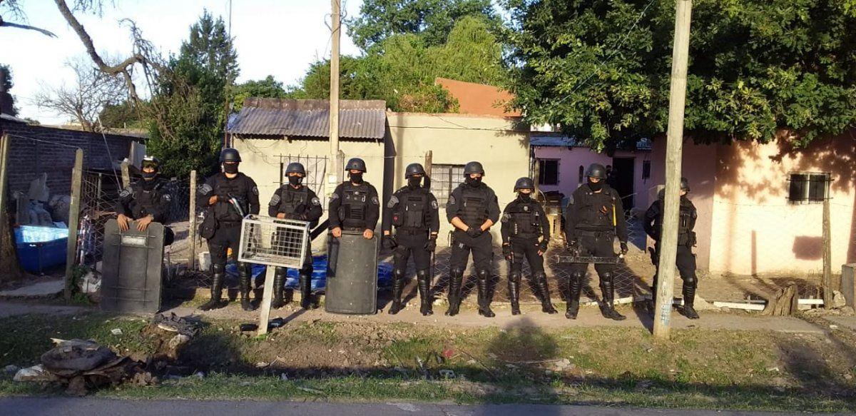 Cayeron Los Chaqueñitos de Guernica: acusados de varios robos y venta de drogas