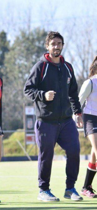 El hockey de Monte Grande Rugby Club volvió a los entrenamientos después de 7 meses